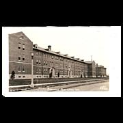 "Postcard ""WWII Barracks Fort Lewis Washington"""