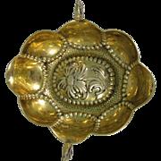 SOLD Antique Silver Austrian XVIII c. Brandy Bowl Branntweinschale Austria