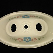 Vintage Porcelier Light Fixture - Needs Wiring