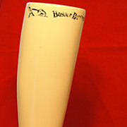 Buster Brown Advertising Shoe Display - Mannequin Leg