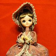 Bradley Wonderful World of Dolls - Ellen - 1980