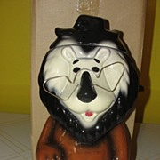 Lefton Hubert the Harris Lion Cookie Jar