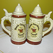 Busch Gardens Tampa Beer stein Shakers - b38