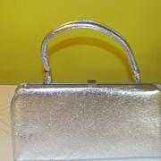 Night on the Town Silver Handbag/purse