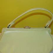 Colonel Mustard at the Wrist Handbag/purse