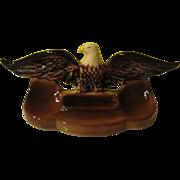 Proud American Eagle Dresser Valet - b170
