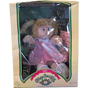 Sabrina Meredith 1985 Coleco Cabbage Patch Kid