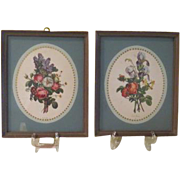 Botanic Flower Prints - b62