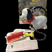 Remco Wilbur the Water Pup Sprinkler in Box