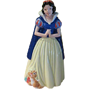 Treasure Craft Disney Snow White Cookie Jar - g
