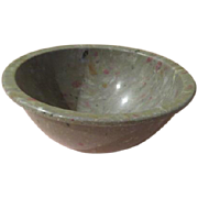 Gray Confetti Texas Ware Bowl - g1