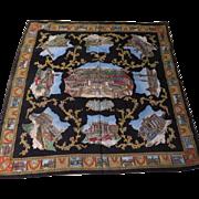 When in Rome Souvenir Scarf - b177