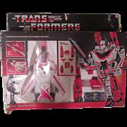 Transformers Autobot Air Guardian Jetfire 1984