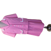 Pink with an Edge 2 Piece Suit