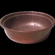 Open Copper Gratin Pan - g