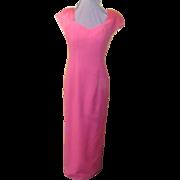 Hot Momma Hot Pink Dress