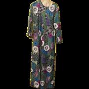 Bodacious Print Coulotte Jumpsuit