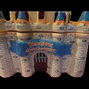 Sleeping Beauty Disneyland 40th Anniversary Nestle Cookie Jar with COA - g