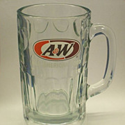 SOLD A&W Root Beer Large Mug All American Food