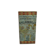 M Melachrino & Co Egyptian Cigarettes Tin