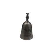 REDUCED Declaration of Independence Pewter Bell Made in England
