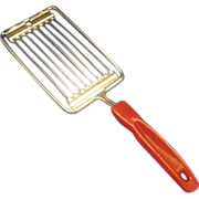 SALE Red Handle Tomato Slicer Taiwan