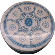 Betty Anne Creamy Mints Blue White Tin