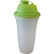 Tupperware Mixer Blender Green Lid #844-28