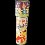 REDUCED Steven Kaleidoscope #150 Clowns Theme