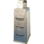 SALE Bromco Grater Cheese Vegetables