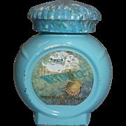 SALE Avon Nearness Powder Sachet Blue Bottle