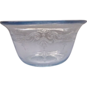 SALE Fire-King Sapphire Blue Philbe Custard Cup Oven Ware