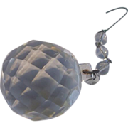 "SALE Disco Ball Crystal Prism Suncatcher 2"" 50mm"
