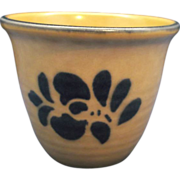 Pfaltzgraff Folk Art Custard Cup