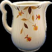 Hall Autumn Leaves Jewel Tea Coffee Pot No Lid