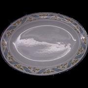 Harmony House Arlington Hall China Oval Platter