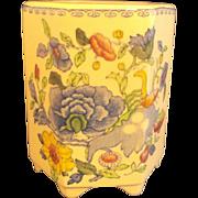 Regency Plantation Colonial Mason's of England Ming Vase No Lid