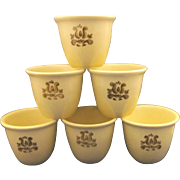 SALE Pfaltzgraff Village Custard Cups Set of 8