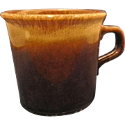 Taylor Smith Taylor International Brown Drip Sierra Mug