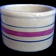 Terra Crock RRP Co Robinson Ransbottom Pottery