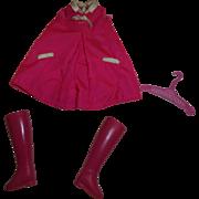 Mod Barbie Francie Culotte Wot Outfit # 1217