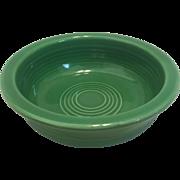 Vintage Fiesta Medium Green 5.5 in Fruit Bowl