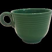 Vintage Medium Green Fiesta Cup