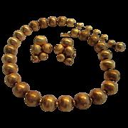 Hattie Carnegie Necklace and Earrings