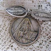 Religious Devotional Charm Pendant   This is a pendant