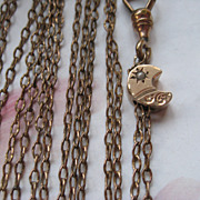 Antique Ladies Watch Chain