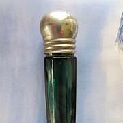 Victorian Smelling Salts Bottle