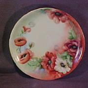 Rosenthal Versailles Hand Painted Plate Bavaria