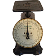 SOLD Universal 20 Pound Household Scale Patent 1907