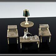 SALE Ideal Petite Princess Doll Furniture ca 1964